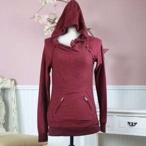 Roxy Inside Out Hoodie Size XL